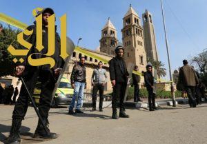 25 قتيلاً وعشرات الجرحى في هجوم ارهابي استهدف كنيسة بالقاهرة