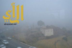 رياح نشطة مثيرة للأتربة والغبار على منطقتي مكة المكرمة والمدينة المنورة