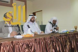 كلية العلوم والآداب بالمخواة تحتفي باليوم العالمي للغة العربية