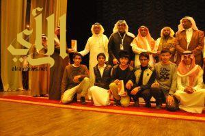 عسير وجدة تهيمنان على جوائز مهرجان المسرح المدرسي