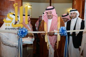 نيابة عن وزير التعليم السلمي يفتتح مؤتمر الإعلام والإرهاب بجامعة الملك خالد