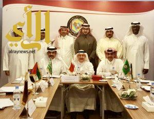 بوبشيت رئيسا للجنة الحكام الخليجية للمبارزة