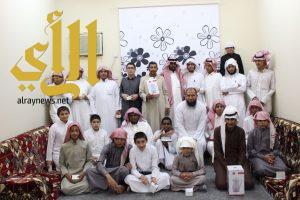 """لجنة التنمية بالقويز تنفذ برنامج تدريبي بعنوان """" القرآن الكريم .. منهج حياة """""""