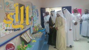 محافظ قلوة يرعى الحفل الختامي للاحتفاء باللغة العربية بمكتب التعليم  بقلوة