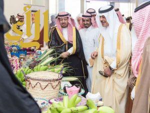 أمير الباحة يدشن مبنى الضمان الإجتماعي بمحافظة المخواة