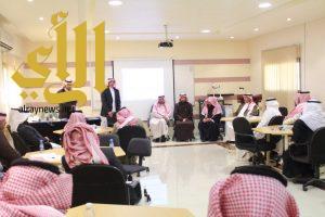 مساعد المدير العام يرصد أثر جملة من البرامج التدريبية في مراكز التدريب
