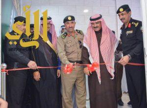 مدير شرطة عسير يكرم الكوثر لمشاركتها في المعرض الصحي التوعوي