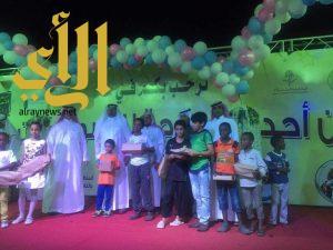 برعاية وكيل محافظة احد المسارحة جمعية البر الخيرية تقيم حفلا للأيتام