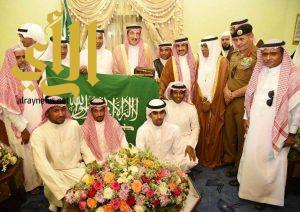 أمير منطقة جازان يشرف حفل أهالي فرسان