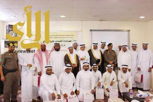 جمعية بر الحكامية بجازان تقيم حفل الزواج الجماعي