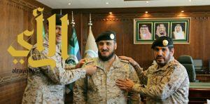 """ترقية فايز بن ناصر الشهري إلى """" عقيد '"""