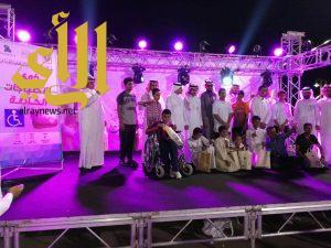بالشراكة مع لجنة التنمية وتعليم العيدابي مهرجان العسل الثالث يستضيف ذوي الاحتياجات الخاصة