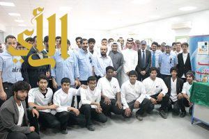 كلية التقنية بنجران تنظم ورشة عمل ومسابقة للأعمال الكهربائية