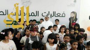 """إقامة مبادرة """"الموظف الصغير"""" بفرع وزارة العمل والتنمية الاجتماعية بجازان"""