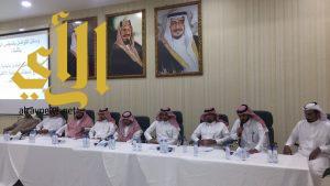 المجلس البلدي بتثليث يعقد لقائة الأول بالمواطنين