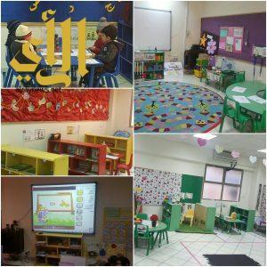 ورشة عمل لتجويد بيئات رياَض الأطفال بتعليم عسير
