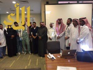 """""""جامعة الباحة"""" تقيم حملة للتبرع بالدم تحت شعار (جنودنا البواسل دماؤنا لكم)"""
