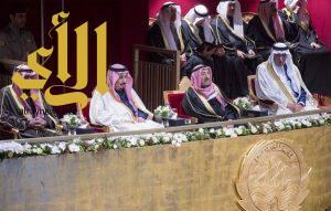 خادم الحرمين يشرف حفل دار الأوبرا الكويتية