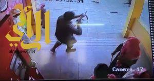 ضبط 8 طلاب متورطين بحمل السلاح وإطلاق النار داخل ثانوية القيرة