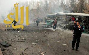 مصرع وإصابة 61 جنديًا بالهجوم الذي ضرب محافظة قيصري التركية