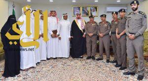 أمير نجران : مواقف الشعب السعودي تثبتها الشدائد والأزمات