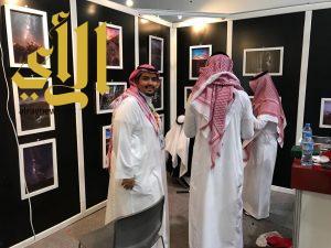 """جناح نادي وصل الإعلامي بـ""""جامعة الباحة"""" يجذب أكثر من 1600 زائر بملتقى ألوان"""