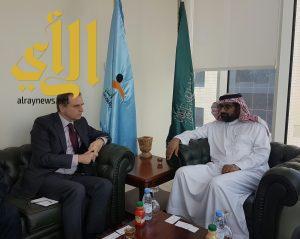 سفير هولندا لدى المملكة يزور الجمعية الوطنية لحقوق الإنسان