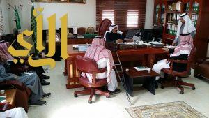 محافظ بلقرن يشكل لجنة من أبناء المحافظة للمشاركة في الجنادرية 31