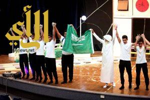 """انطلاق المنافسات المسرحية بالرياض ب """" احتدام"""" .. وعروض الطلاب تجذب الحضور"""