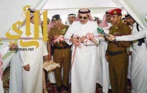أمير منطقة جازان يفتتح مهرجان العسل الثالث بالعيدابي