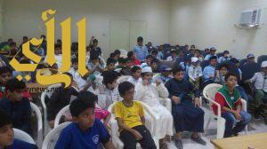 أكثر من ١٢٠ شبلا يشاركون في المعسكر الكشفي الأول بأبوعريش