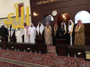 افتتاح جامع سدوان ببللسمر
