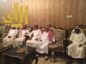 بالصور.. الأمير تركي بن محمد بن ناصر بن عبدالعزيز في ضيافة الشيخ الغروي