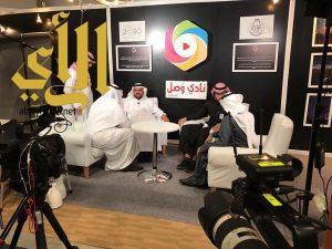 """مدير جامعة الباحة : الأجنحة المشاركة نقلت صورة حية عن """"جمال"""" المملكة وقيمتها التاريخية والتراثية"""