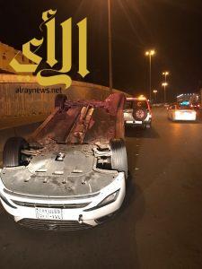 14 وفاة و720 إصابة بحوادث مرورية خلال ثلاثة الأشهر الماضية بمنطقة الباحة