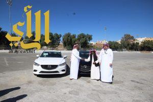 سيارتان لسحوبات حضور فعاليات احتفالات أبها بلقب عاصمة السياحة العربية ٢٠١٧م