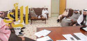 أمير الباحة يتابع الاستعدادات النهائية لمشاركة منطقة الباحة بمهرجان الجنادرية 31