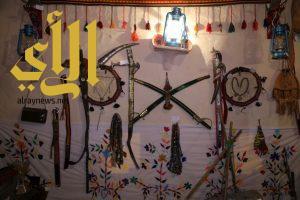 متاحف تراثية وصناعات يدوية في جناح مكتب السياحة ببيشة بمهرجان الجنادرية 31