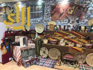 قرية الباحة التراثية بالجنادرية تخصص تهيئ أكبر صالة مخصصة للنساء بالقرية