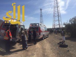 الهلال الأحمر بالمدينة : يسعف أكثر من 2000 حالة ويدرب 170 مواطناً خلال الإجازة