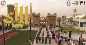 نادي وصل الإعلامي بجامعة الباحة يشارك في تغطية فعاليات قرية الباحة بالجنادرية