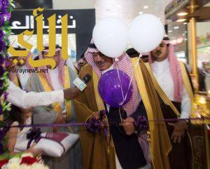 أمير الباحة يدشن الحملة الخليجية للتوعية بالسرطان لعامها الثاني 2017 م