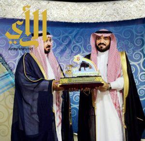 وكيل امارة الباحة يدشن الملتقى الدعوي الثامن بمحافظة الحجرة