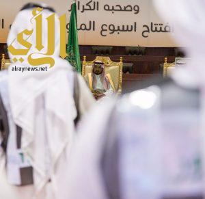 وكيل إمارة الباحة يدشن فعاليات أسبوع المرور الخليجي الموحد 2017