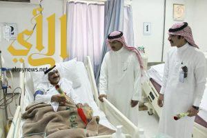 مستشفى الأمير مشاري ببلجرشي يشارك باليوم العالمي للكلى
