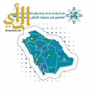 جمعية رفق تشارك في مبادرة بناء قدرات وتبادل خبرات العاملين في جمعيات الأيتام
