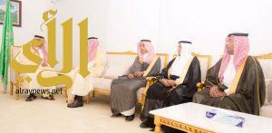 أمير الباحة يستقبل نائب رئيس هيئة التحقيق والادعاء العام