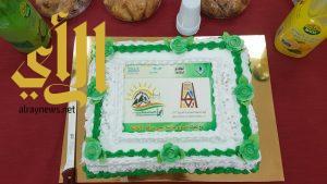مدرسة ابتدائية تصمم شعاراً يواكب اختيار أبها عاصمة للسياحة العربية