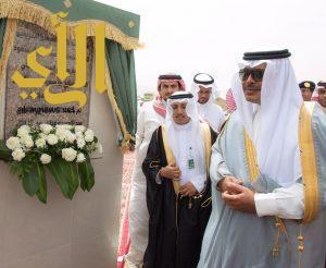 أمير الباحة يدشن ويضع حجر الأساس لعدد من مشروعات المياه في محافظتي المخواة وغامد الزناد