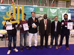 جامعة الملك خالد : بـ 3 إبتكارات تحصد 3 جوائز سويسرية